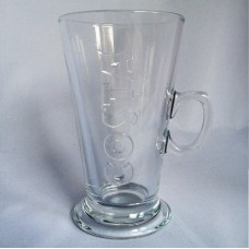 Costa Coffee Small Primo V Glass 8.5oz
