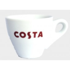 Costa Coffee Single Espresso Cup With Handle