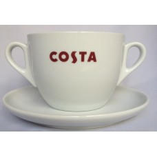 Costa Coffee Large Massimo Cup With Double Handle